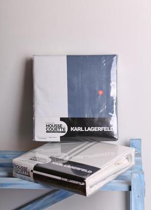 Комплект постільної білизни karl lagerfeld
