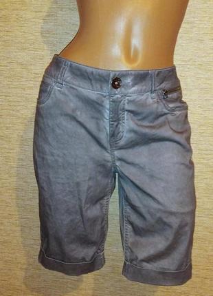 Распродажа! женские коттоновые трикотажные шорты фирмы street one
