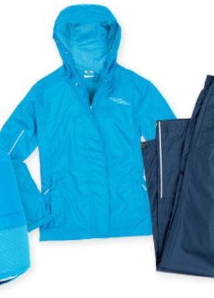 Костюм дождевик куртка + штаны crane германия, р. 146 -152 см