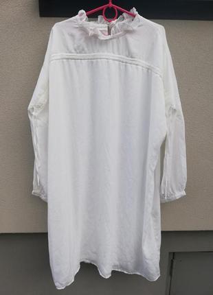 Новое белое офигенное платье от известного бренда