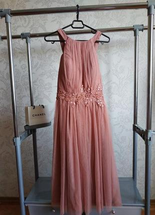 Шикарное вечернее платье!