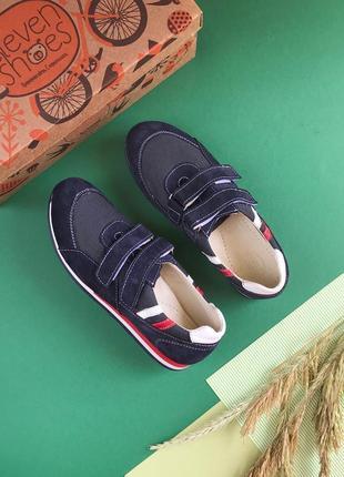 Кроссовки (eleven shoes) 14-402.901.113 синий