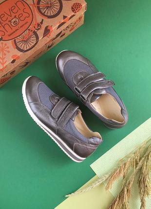 Кроссовки (eleven shoes) - 14-403.119.113 серебро