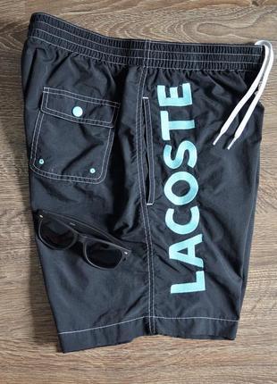 Оригинальные шорты из свежих коллекций lacoste ®swim shorts men's