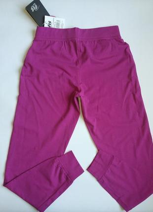 Брюки fit for fun трикотажные ,штаны спортивные на манжетах4 фото