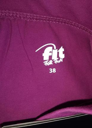 Брюки fit for fun трикотажные ,штаны спортивные на манжетах8 фото