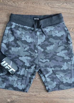 Оригинальные шорты из новых коллекций your turn ® men's shorts (camo)