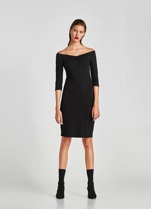Платье zara оригинал ✂ делим цены пополам