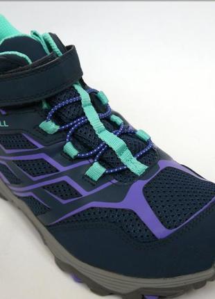 Merrell moab водонепроницаемые ботинки оригинал мембрана