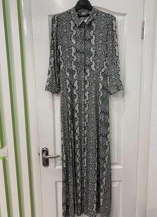 Роскошное платье от zara