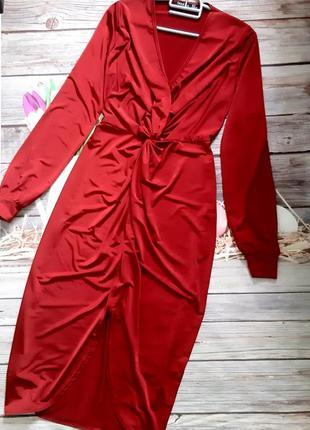 Стильное нереальной красоты платье миди