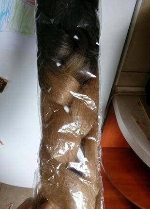 Супер красивая коса амбрэ
