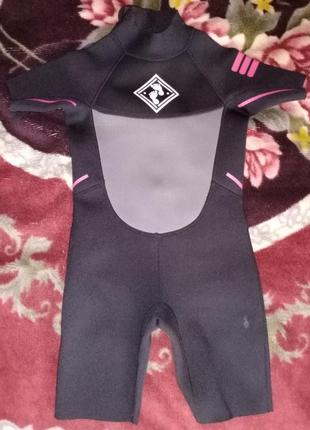 Детский гидрокостюм1 фото