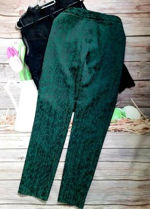 Стилтные брюки чинос укороченный
