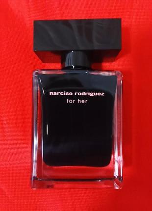 Narciso rodriguez for her (розпив 5мл, 10мл, 12мл, 15мл) оригінал, особиста колекція3 фото