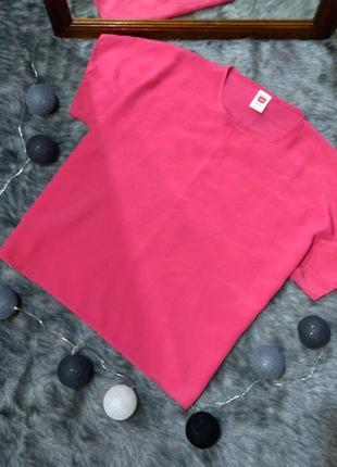 Sale женственная блуза кофточка прямого кроя