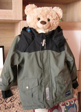 Детская осенне-весенняя куртка для мальчика