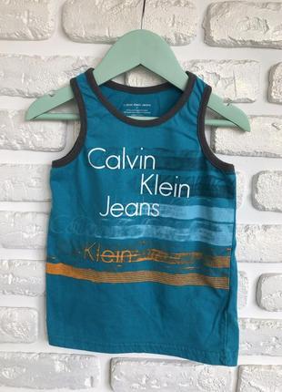 #розвантажуюсь calvin klein jeans майка