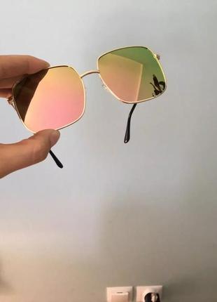 Мега стильные очкив стиле dior