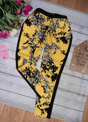 Яркие брюки с лампасами от atm