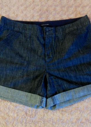 Женские, джинсовые шорты tommy hilfiger