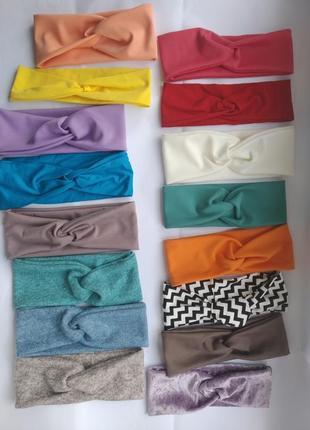 Разпродажа повязка чалма трикотаж sale ободок для волос тюрбан аксессуары для волос