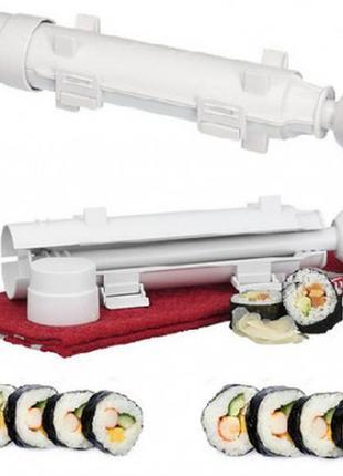 Форма для приготовления суши bazooka sushezi, форма для начики в суши и голубцы
