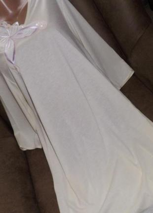 Iris ночная рубашка рр 12 хлопок+вискоза