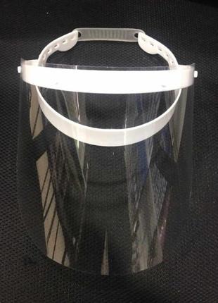 Защитный щиток для лица с подъемным экраном3 фото