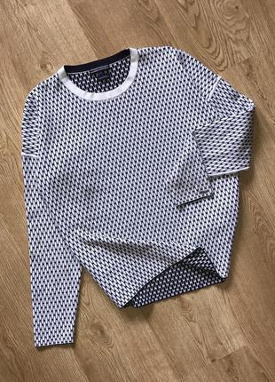 Кашемировий свитер / кофта / свитшот tommy hilfiger ( ralph lauren uniqlo cos diesel )