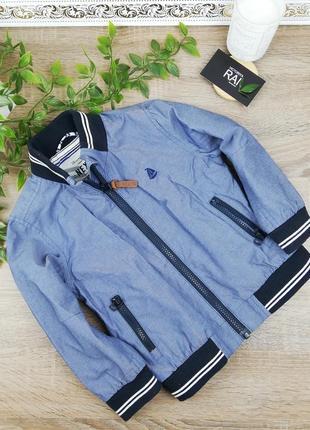 🌿2-3 года🌿европа🇪🇺 next. стильная куртка для маленького модника