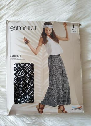 Esmara юбка длинная макси l 44/46 евро