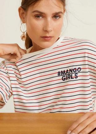 Футболка mango5 фото