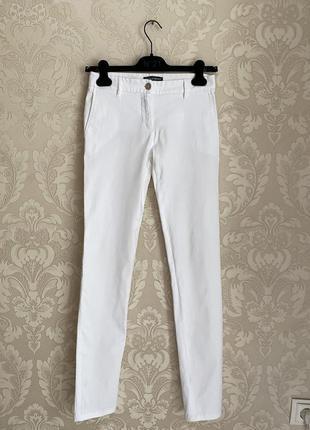 Dolce and gabbana оригинал италия белые брюки скинни