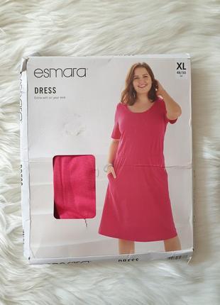 Esmara платье трикотажное xl 48/50 евро.