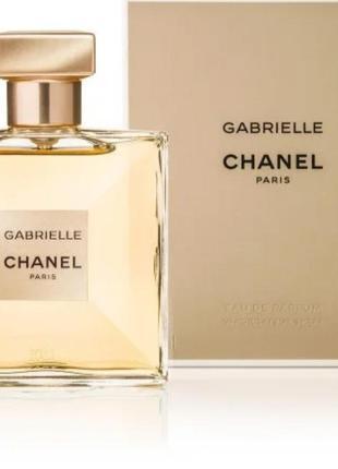 Продам оригинальный gabrielle chanel paris 50 ml