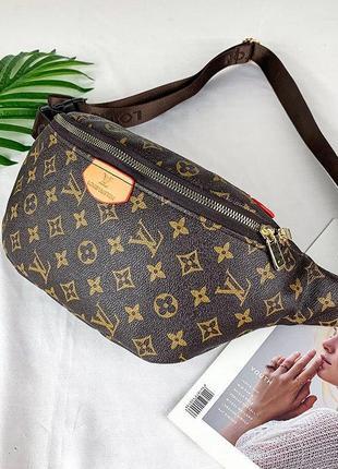 Стильная поясная сумка l бананка женская сумка через плече