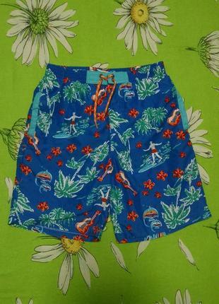 Летние шорты для мальчика 8-9 лет