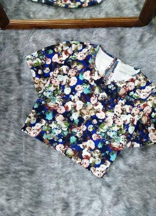 Sale топ блуза кофточка прямого кроя lavish alice