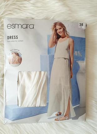 Esmara сарафан длинный макси 38 р евро