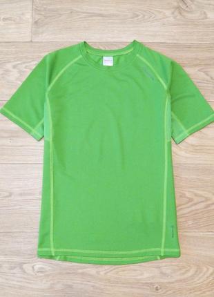 Спортивная футболка quechua 11 лет, 146 см. идеальное состояние