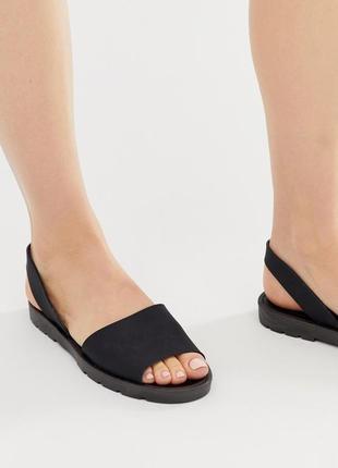 Силиконовые босоножки сандалии london rebel