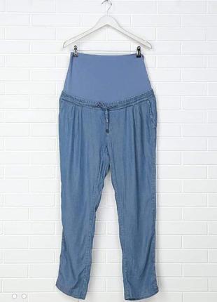 Зауженные брюки для беременных