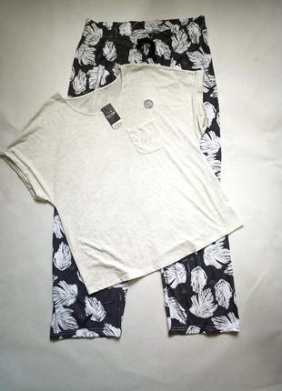 Комплект для дома и отдыха пижама женская
