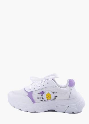Новые неординарные стильные женские кроссовки белого цвета