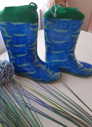 Резиновые сапоги (гумові чоботи)