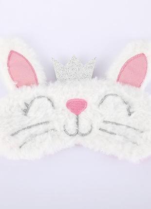 14-99 маска для сна зайчик