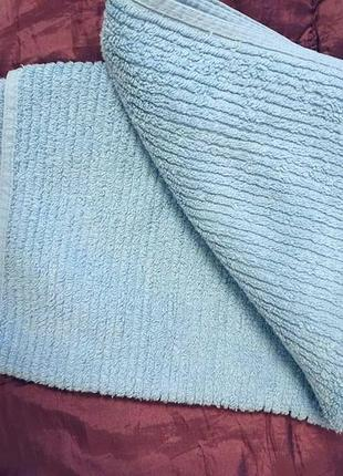 Очень классное махровое полотенце 50×90см