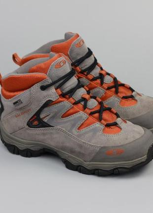 Водонепроницаемые термо ботинки в стиле columbia lowa meindl gore-tex
