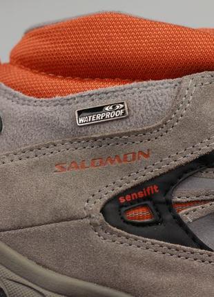 Водонепроницаемые термо ботинки в стиле columbia lowa meindl gore-tex7 фото